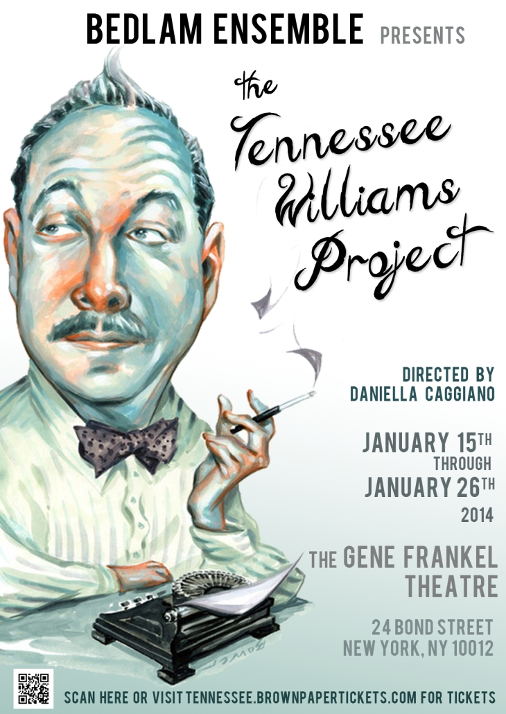 The Tennessee Williams Project!